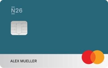 N26 you prepaid creditcard aanvragen